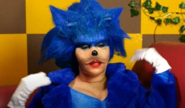 Sonic the Vadgehog