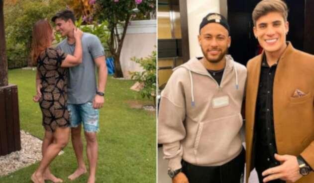 Neymar, Tiago Ramos