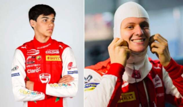 Sebastián Montoya, Mick Schumacher