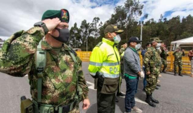 Ecuador Colombia frontera