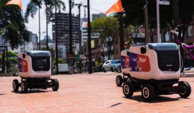 robots domicilios rappi