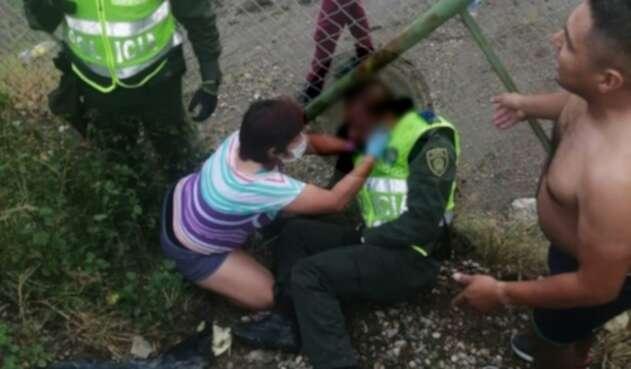 Policía asesinado en Mesitas del Colegio en medio de cuarentena