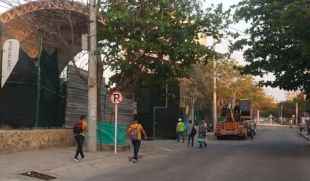 Calles de Barranquilla, tras flexibilidad de la cuarentena.