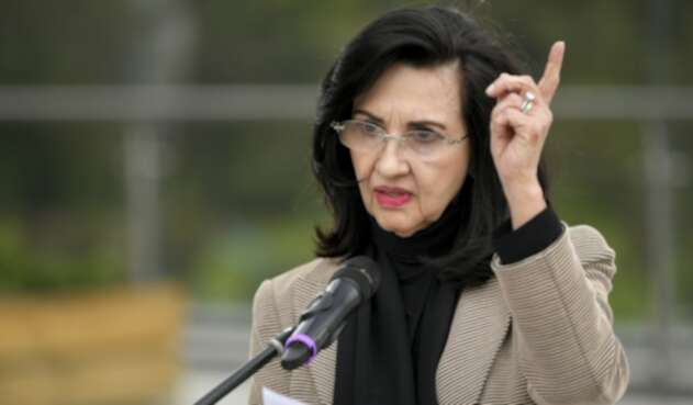 Claudia Blum, ex canciller colombiana
