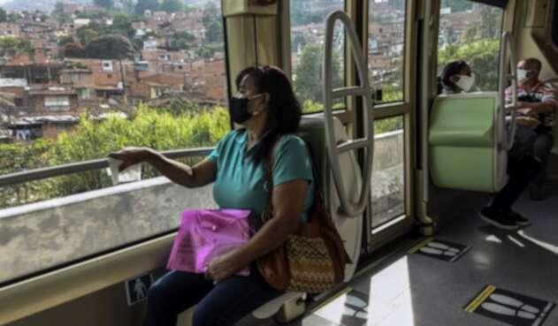Cuarentena en Medellín