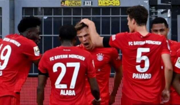 Borussia Dortmund vs Bayern Munich - 2020
