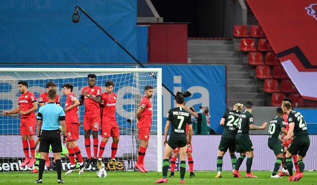 Bayer Leverkusen vs Wolfsburgo - Bundesliga