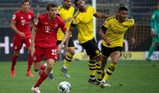 Bayern Munich vs Borussia Dortmund - Bundesliga