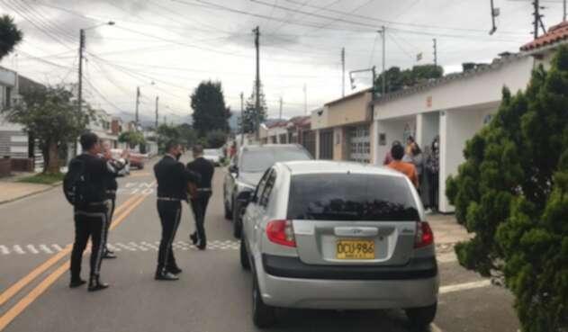Varios barrios de Bogotá han sido testigos de las visitas de los mariachis