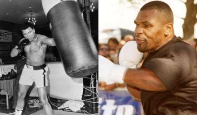 Ali y Tyson