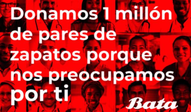 Imagen comercial Grupo Bata