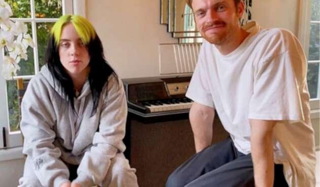 Billie Eilish y Finneas O'Connell, su hermano