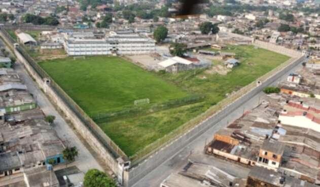 Cárcel de Villavicencio