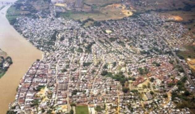 Caucasia, Antioquia