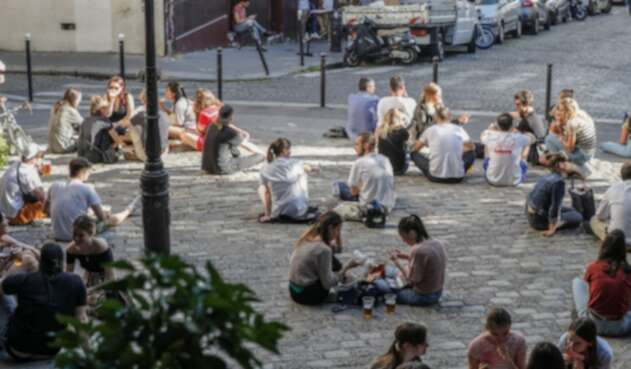 Coronavirus en Francia / Coronavirus en París