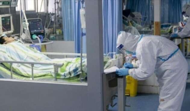 Pacientes coronavirus