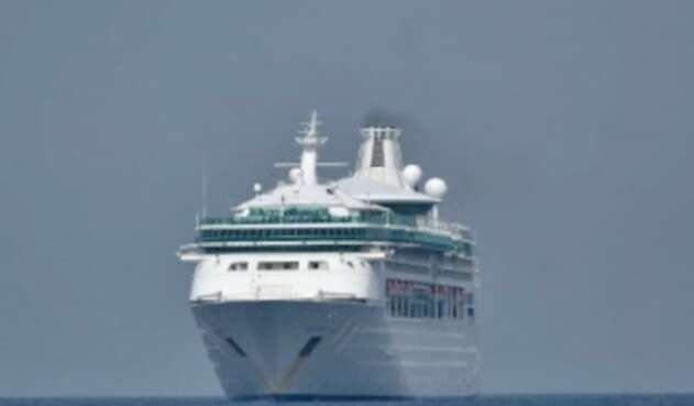 52 tripulantes isleños desembarcaron en San Andrés.