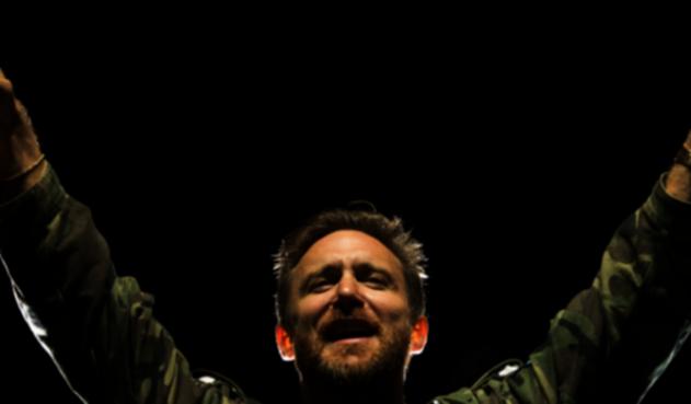 David Guetta, Dj francés