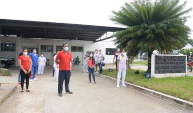 Enfermeros en Leticia