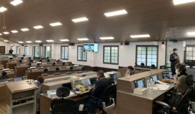 El Concejo de Bogotá inició sesiones semipresenciales, en medio de la pandemia