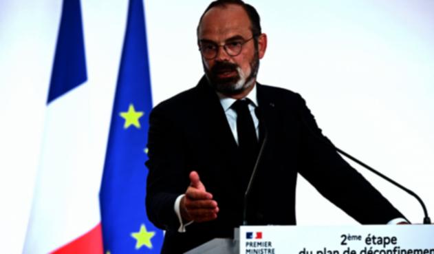 Primer ministro de Francia, Edouard Philippe
