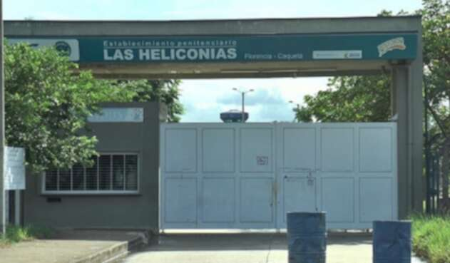 Cárcel Heliconias