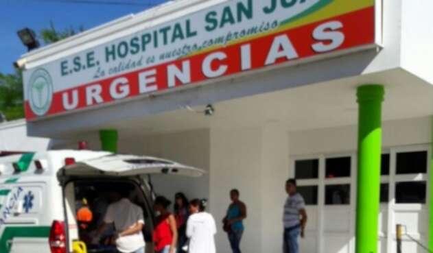 Los resultados positivos de 12 trabajadores de la salud del centro asistencial fueron la causa