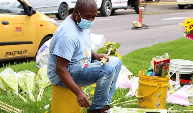 Mariachis, flores y demás: así se prepara el Día de la Madre en cuarentena.