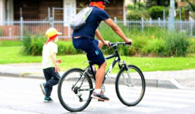 Menores de edad vuelven a la calle en cuarentena  / Coronavirus en Colombia