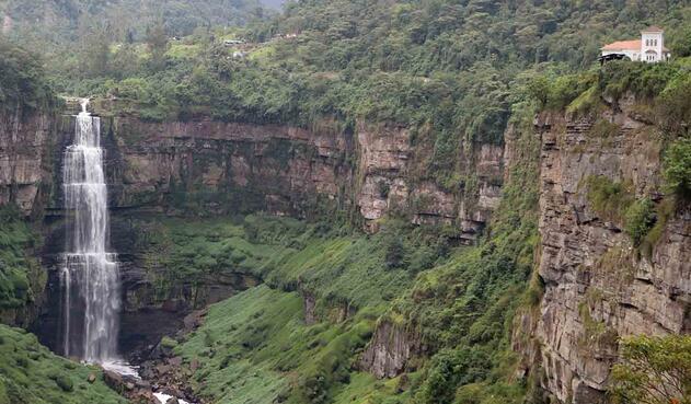 Salto Del Tequendama