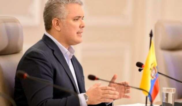 Iván Duque - Presidencia