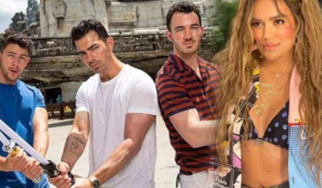 Jonas Brothers - Karol G