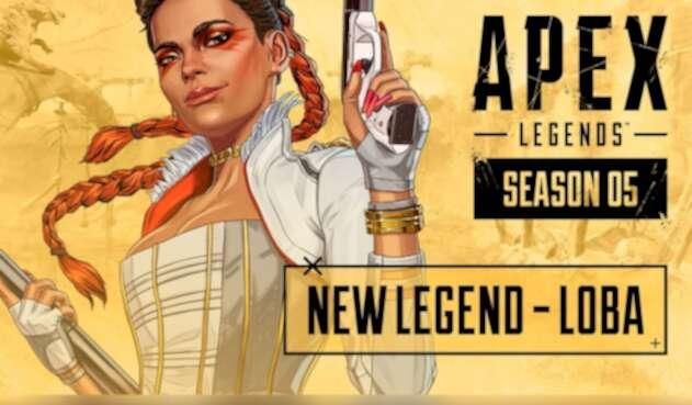 Loba, nuevo personaje de Apex Legends