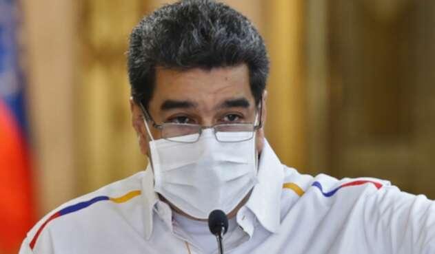 Nicolás Maduro / Coronavirus en Venezuela
