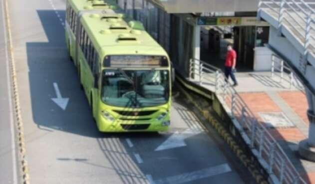 El Sistema de Transporte Masivo ajustará sus rutas para no superar el 35% de su capacidad.