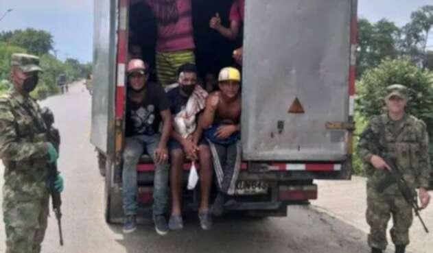 Migrantes Cauca
