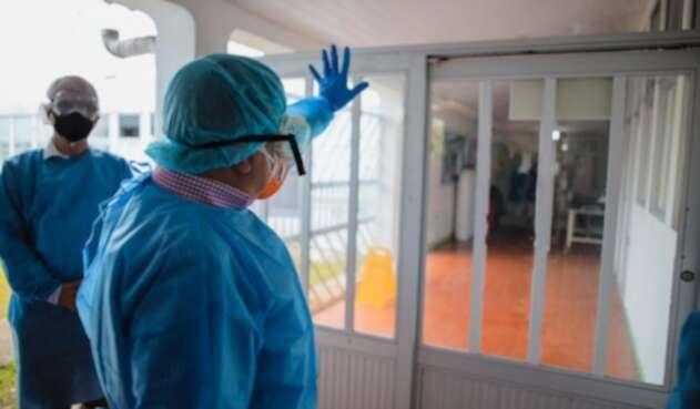 Coronavirus en Amazonas / Minsalud en Hospital de Leticia