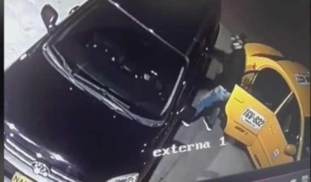 Nueva modalidad de robo con taxis en Bogotá