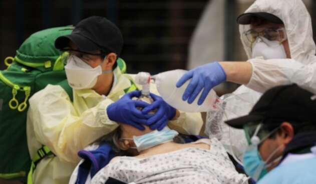Coronavirus en Nueva york / muertos por coronavirus