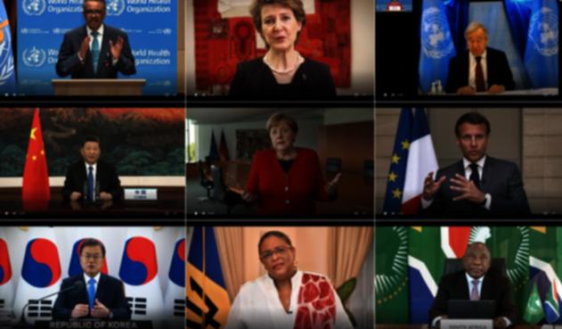 Reunión mundial OMS