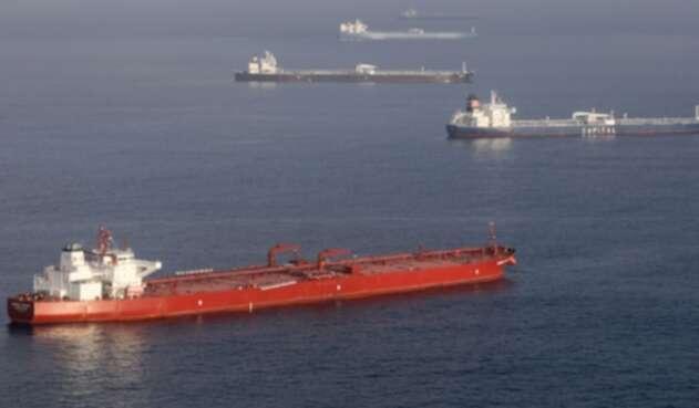 Barcos petroleros