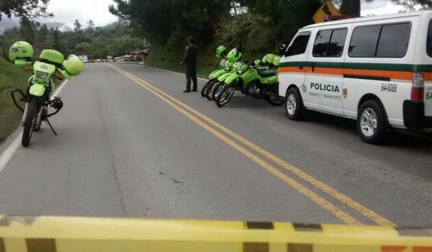 Muere Policía en zona rural de Cúcuta