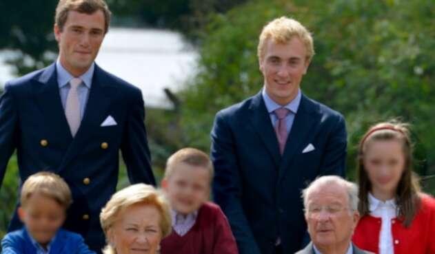 Príncipe belga Joaquín