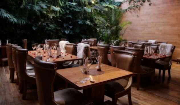 Cuarentena en Colombia / Restaurantes vacíos en Colombia
