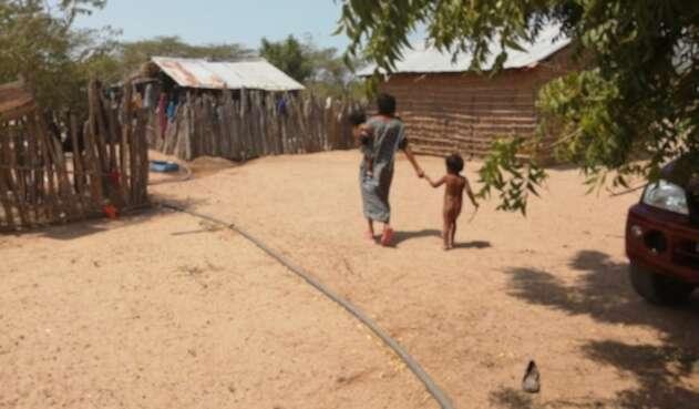 Desnutrición en La Guajira