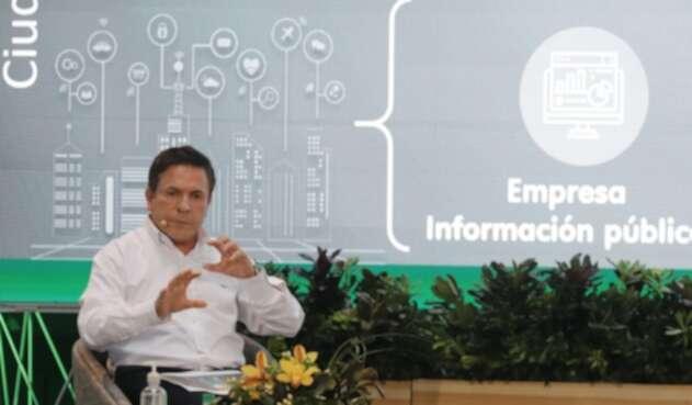 Álvaro Guillermo Rendón López, exgerente general de EPM