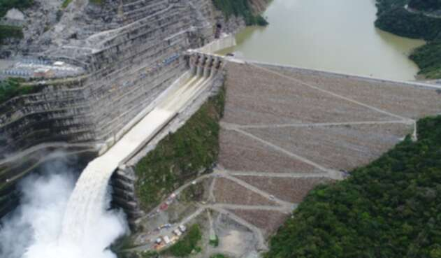 Proyecto Hidroituango.