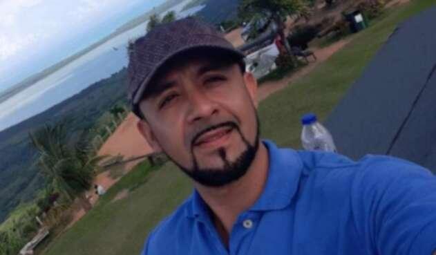 Jony Peña Quintana, colombiano muerto en República Dominicana.