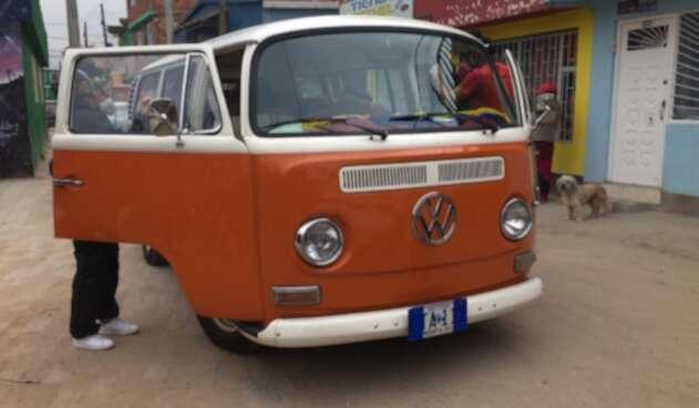 La Papaya, carro de Marce la Recicladora