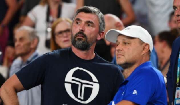 Goran Ivanisevic - Entrenador Novak Djokovic